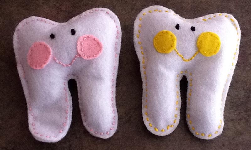 toothfairy pillow