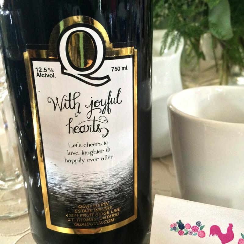 Quai du Vin wine